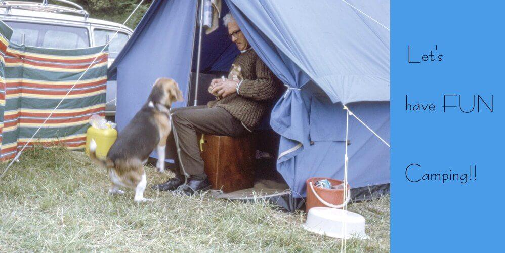 Vintage Camping 特集